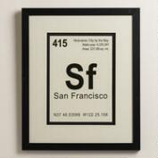 Breaking SF Wall Art