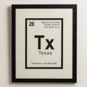 Breaking TX Wall Art