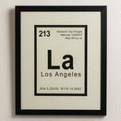 Breaking LA Wall Art