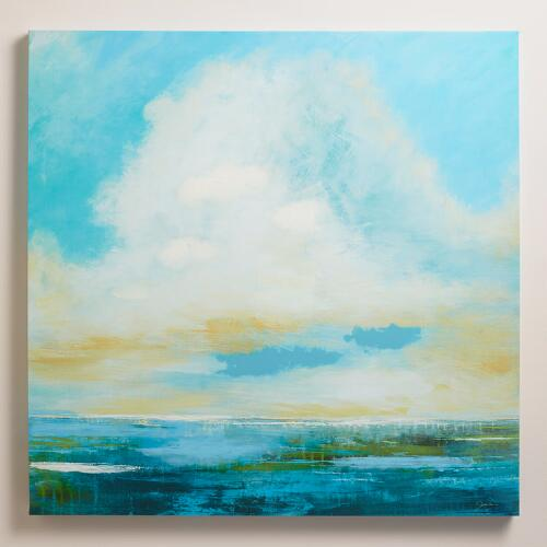 """Sea Breeze"" by Liz Jardine"