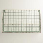 Aqua Braedyn Wire Wall Storage