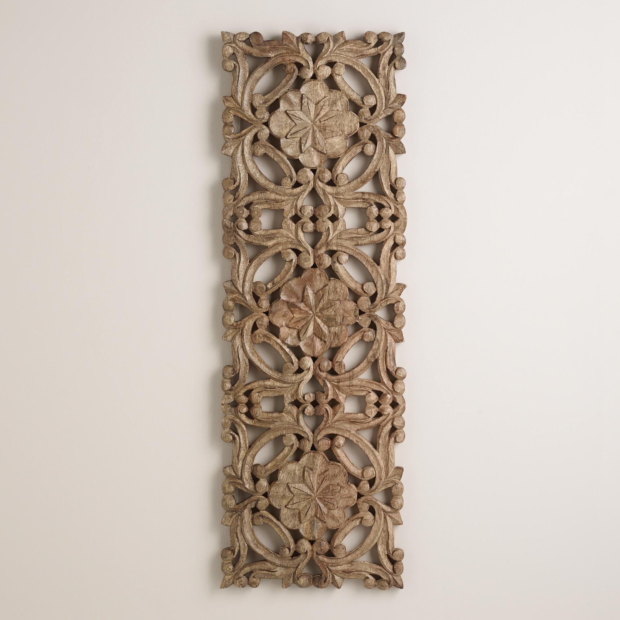 Smart saw wood carving wall decor
