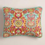 Bettina Floral Pillow Shams, Set of 2