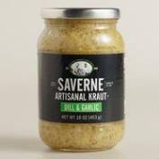 Saverne Dill and Garlic Sauerkraut