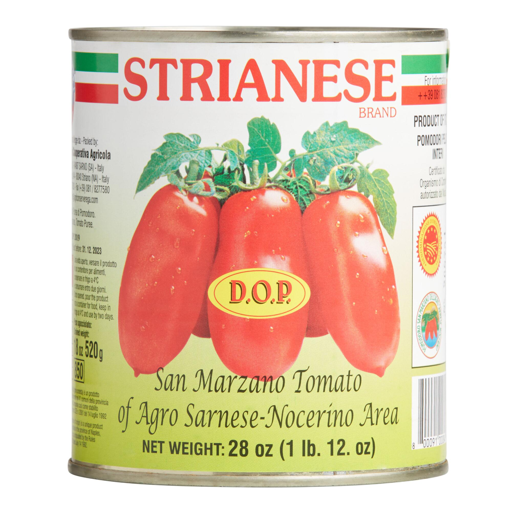 san marzano strianese tomatoes set of 12 world market. Black Bedroom Furniture Sets. Home Design Ideas