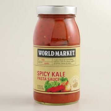 World Market® Spicy Kale Pasta Sauce