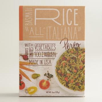Pereg All'Italiana Basmati Rice Mix, Set of 2
