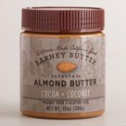 Cocoa and Coconut Almond Barney Butter