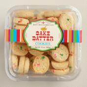 TGG Cake Batter Cookies with Colorful Candy Sprinkles