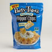 Party-Tizers Potato Dippin' Chips