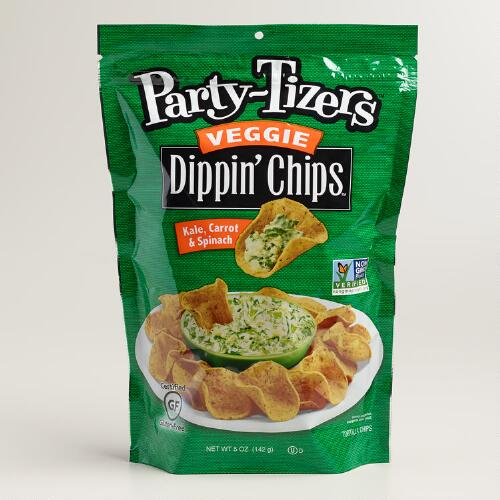 Party-Tizers Veggie Dippin