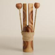 Bamboo Knocker Instrument Decor