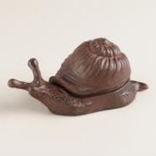 Indoor and Outdoor Snail Key Box