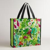 Green Paradise Tote