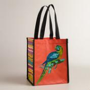 Small Parrot Tote