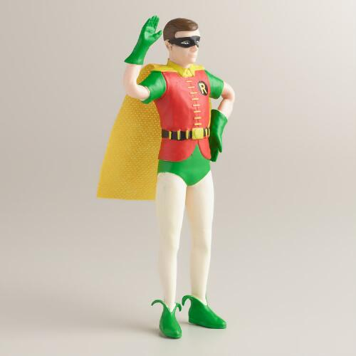 Poseable Robin Figure