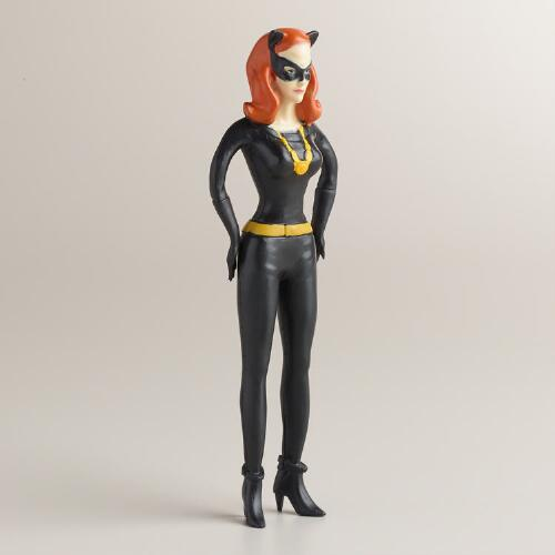 Poseable Catwoman Figure