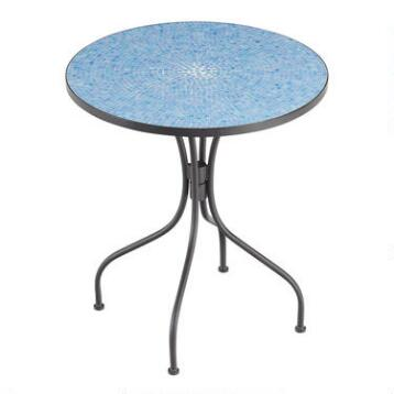 Peacoat Blue Cadiz Bistro Table