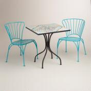 Square Cadiz Outdoor Bistro Collection
