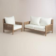 Affordable Outdoor Furniture Patio Chairs Wood Tables And Decor World Market