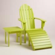 Apple Green Adirondack Collection