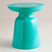 Lagoon Metal Dimitri Outdoor Stool