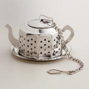 Stainless Steel Teapot Tea Infuser