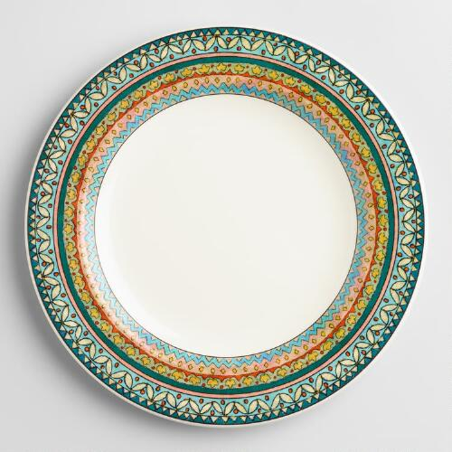 Voyage Mia Dinner Plates, Set of 4