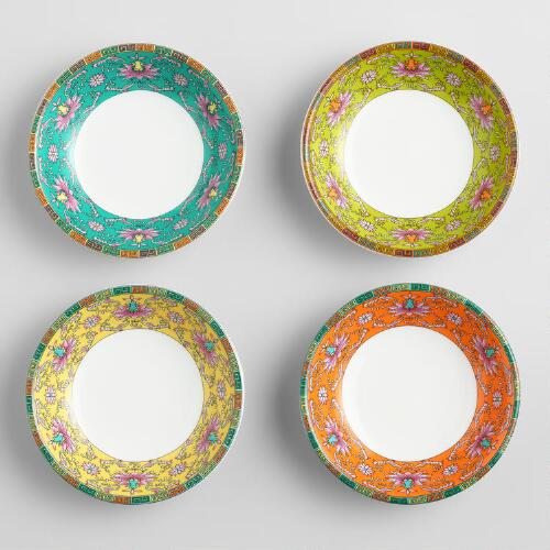 Shanghai Dip Bowls,  Set of 4