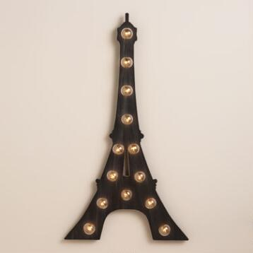 Eiffel Tower Marquee Light