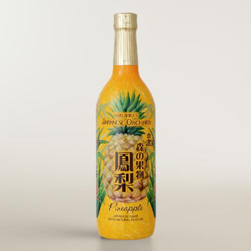 Hakushika Orchard Pineapple Sake