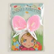 Sequined Bunny Ear Hair Clips, Set of 2
