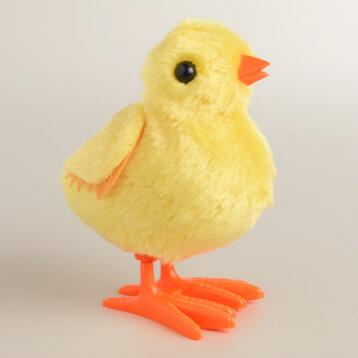 Super Chick Wind-Up Toy