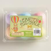 Easter Egg Sidewalk Chalk,  Set of 2
