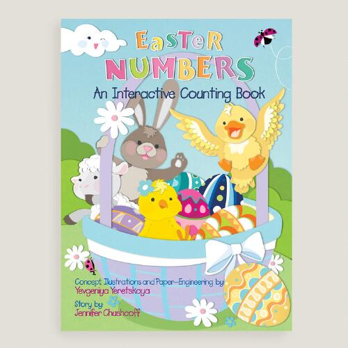 Easter Numbers, an Interactive Counting Book