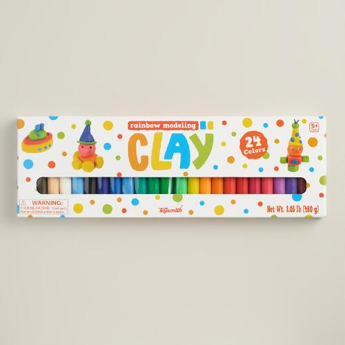 Rainbow Modeling Clay Set