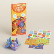 Cootie Catcher Sticker Kit