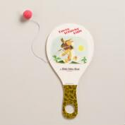 Little Golden Book Bounce-Back Paddleball Games, Set of 2