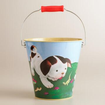 The Poky Little Puppy Tin Pail