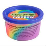 Rainbow Glow Dough Putty, Set of 2