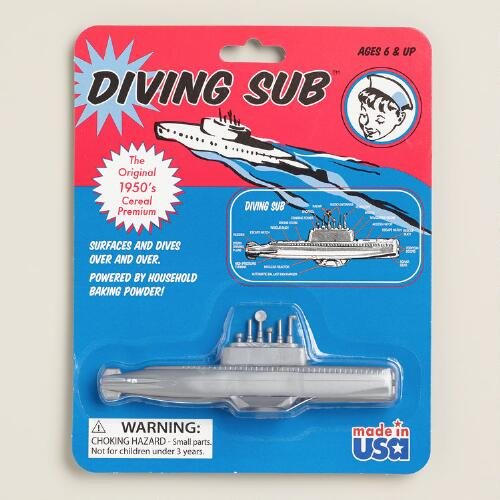 Diving Submarine Toy
