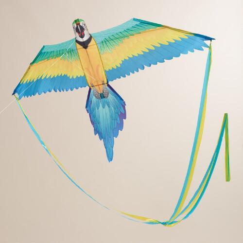 Macaw Nylon Kite