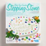 Make Your Garden Stepping Stone Kit