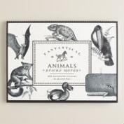 Fantastical Animal Sticky Notes