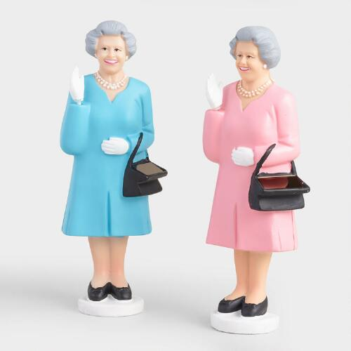Solar Queen Figurines