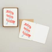 Paris Is Always a Good Idea Boxed Notecards, Set of 8
