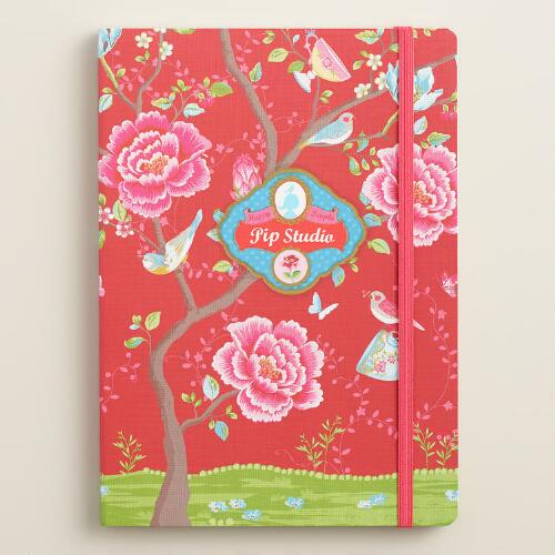 Pip Studio Chinese Blossom Journal