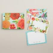 Pip Studio Floral Invitations, Set of 10