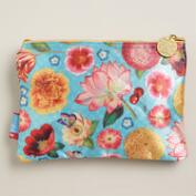 Pip Studio Blue Floral Pencil Case