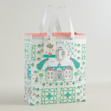 Medium Queen Mum Gift Bag